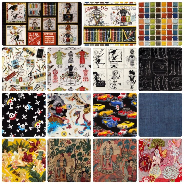 What's New At Voodoo Rabbit Fabric - September 21 Draw Near Quilting Treasures and Alexander Henry Fabrics Voodoo Rabbit Fabric | www.voodoorabbit.com.au