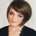 Short Angled Bob Haircut - My growing out pixie might be long enough for this...