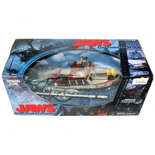 McFarlane – Movie Maniacs – Series 4 (MM4) – Jaws Deluxe Box Set w/Shark (Jaws), Boat and other custom figures and accessories  McFarlane - Movie Maniacs - Series 4 (MM4) - Jaws Deluxe Box Set w/Shark (Jaws), Boat and other custom figures and accessories JAWS  http://www.newactionfigures.com/2015/12/25/mcfarlane-movie-maniacs-series-4-mm4-jaws-deluxe-box-set-wshark-jaws-boat-and-other-custom-figures-and-accessories/