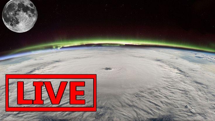 """#SolarEarthAwakening NASA LIVE STREAM """"EARTH FROM SPACE ..."""