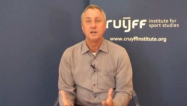 Blog Johan Cruyff 05/03/12 by JCISS