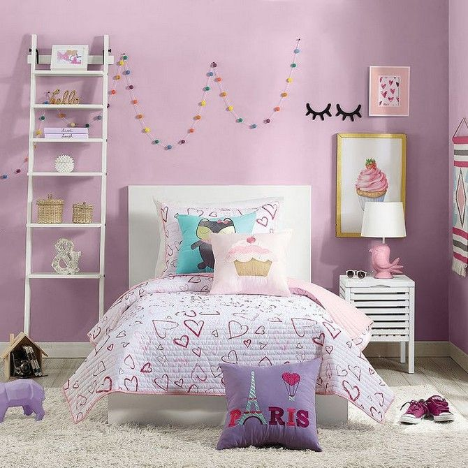 Girls Bedroom Ideas 8 Year Old Unicorn 14 Girls Dorm Room Kid