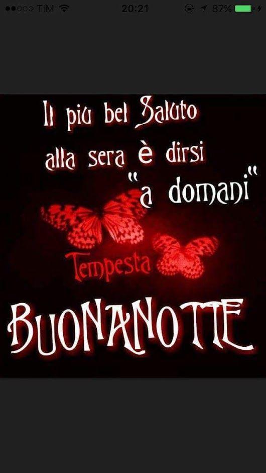 Buonanotte saluti t for Buongiorno divertente sms