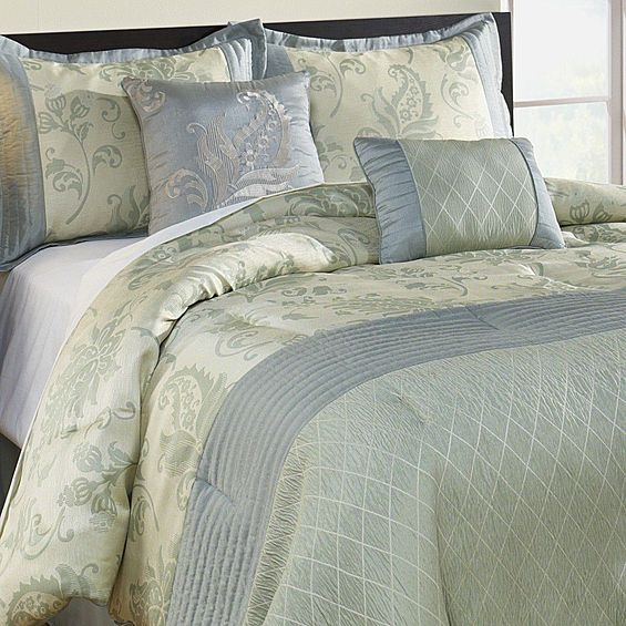 Jaclyn Smith Jacobean Bedding Collection - Bed & Bath - Decorative Bedding - Bedding Collections