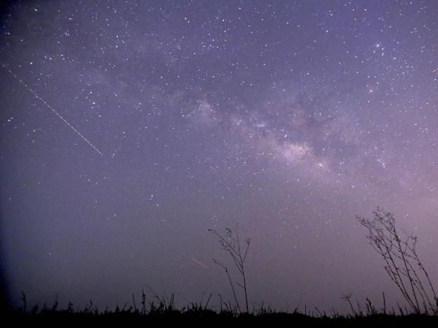 The Lyrid meteor shower is set to appear in the skies tonight, providing a great opportunity for stargazers to catch a glimpse of this annual spectacle.