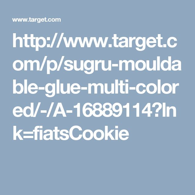 http://www.target.com/p/sugru-mouldable-glue-multi-colored/-/A-16889114?lnk=fiatsCookie