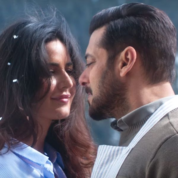 While their crackling chemistry in the prequel Ek Tha Tiger swept us off our feet, the trailer of their upcoming sequel is making us impatient. The way the two look at each other is Love. These pictures of the two will make you wish they were a couple.