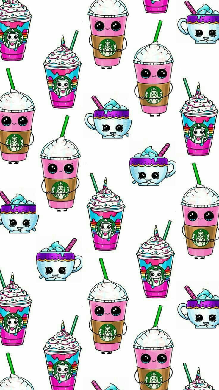 Wallpapers Starbucks Is My Thing In 2019 Cute