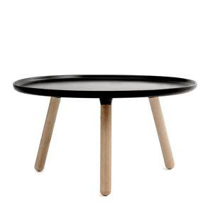 CASANOVA Møbler — Normann Copenhagen - Tablo sofabord stort - sort
