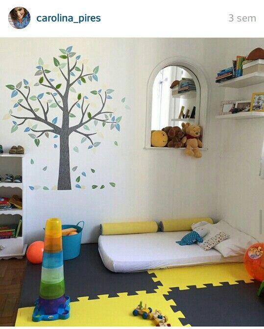 17 mejores ideas sobre cama montessori en pinterest for Cuartos para ninas montessori