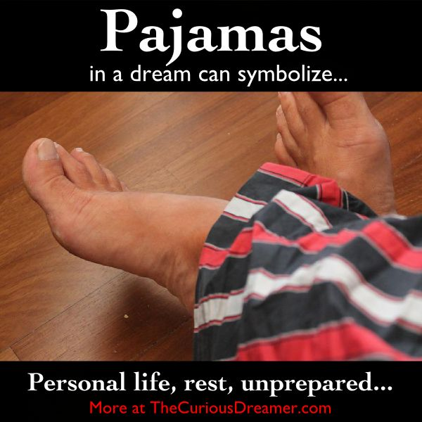 400 best dream journal images on pinterest dream meanings pajamas as a dream symbol can represent dream meaning at thecuriousdreamer malvernweather Images