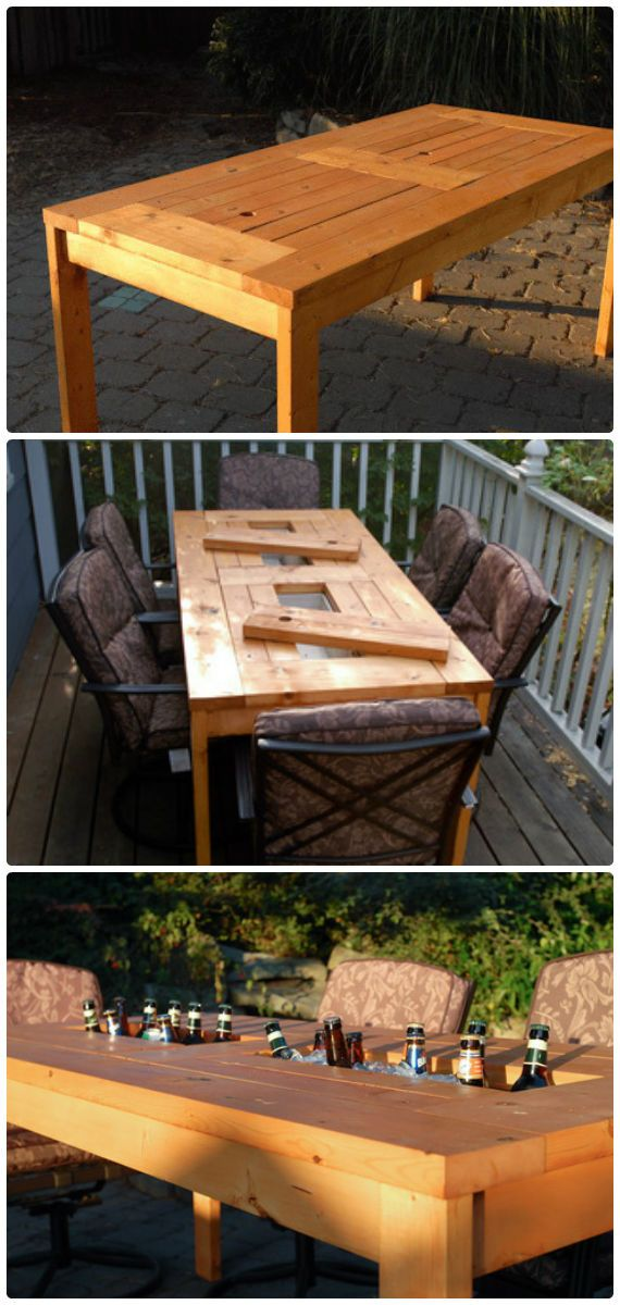 1000 Ideas About Patio Tables On Pinterest Patio Diy