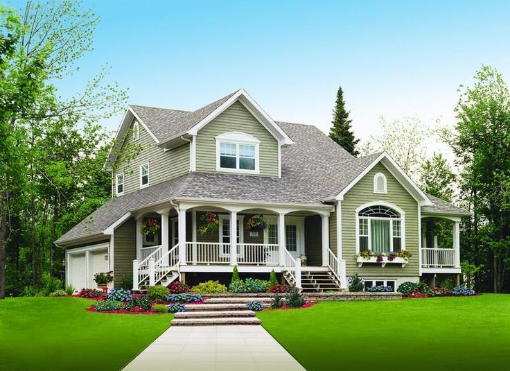 17 best images about farmhouse plans on pinterest house for L shaped house front porch