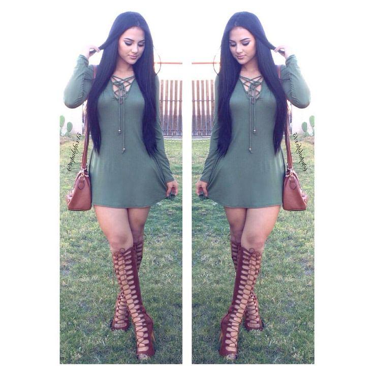 "Maria Palafox | Official IG on Instagram: ""I can't get enough of @fashionnova Dress: @fashionnova Heels: @fashionnova Use my code ✨XOXOMARIA✨ for 15% off at checkout! #fashionnova #novababe"""