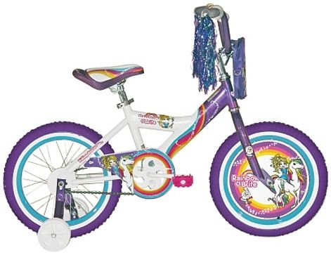 my little pony bike | You can now purchase licensed items featuring classic and new images ...