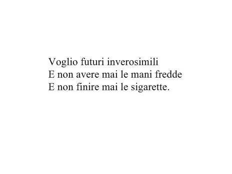 Endless cigarettes!