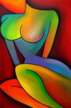 Les peintures et collages pop art de Tom Fedro