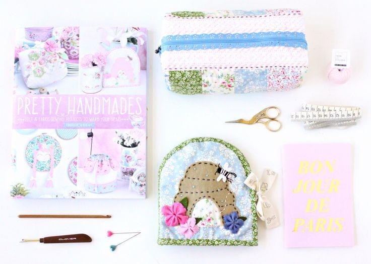 Pretty Handmades Book Showcase | Molly and Mama