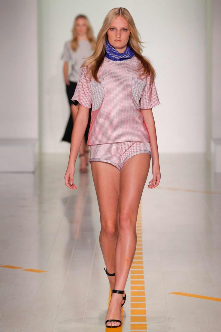 Christopher Esber MBFWA Spring Summer 14/15