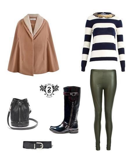 Recrie este look urbano e feminino, com as botas only2me FALL 9 ♥    Disponível na loja online com 20% de desconto!    Preço original: €275 - AGORA €220