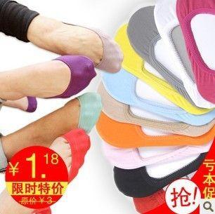 13 colore Caldo confortevole cotone della ragazza calzini delle donne caviglia bassa femminile invisibile colore ragazza ragazzo calze 1 pair = 2 pz WS41