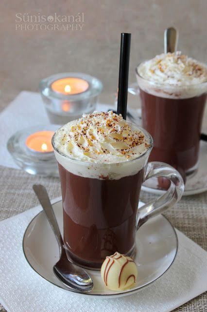 Sünis kanál: Fűszeres-rumos forró csokoládé