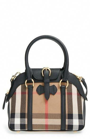 af1854b14f94 Burberry  Small Milverton - House Check  Satchel available at  Nordstrom   Pradahandbags