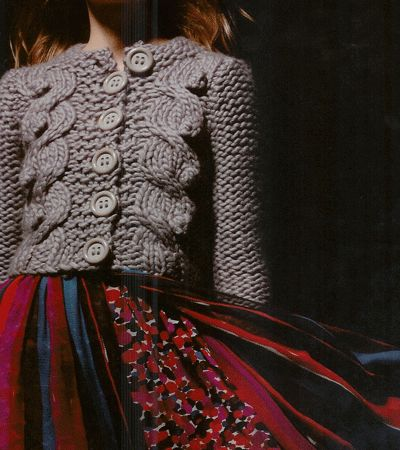Twinkle's Big City Knits: 31 Chunky-Chic Designs - Wenlan Chia (Author)
