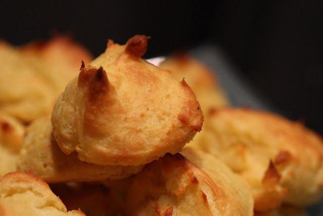 Le mercredi c'est pâtisserie: Pommes dauphine au four