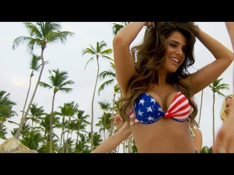 OMI - Cheerleader (Felix Jaehn Remix) with The New England Patriots Cheerleaders - YouTube