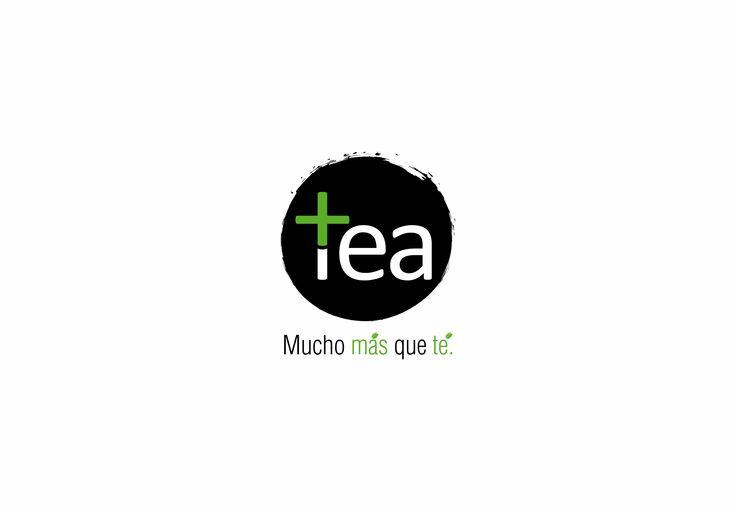 Plus Tea Logo Design