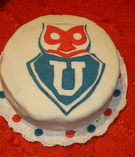 Torta Universidad de Chile