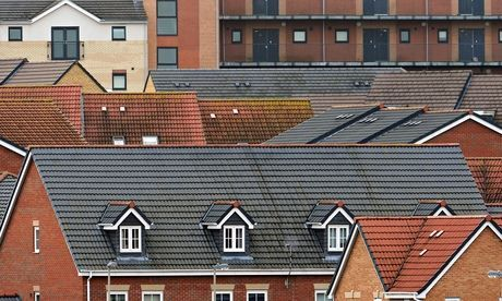 Housebuilders have enjoyed their strongest growth for more than a decade #ukhousing