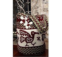 Tapestry Crochet Drawstring Bag Pattern : 1000+ images about Tapestry Crochet on Pinterest ...