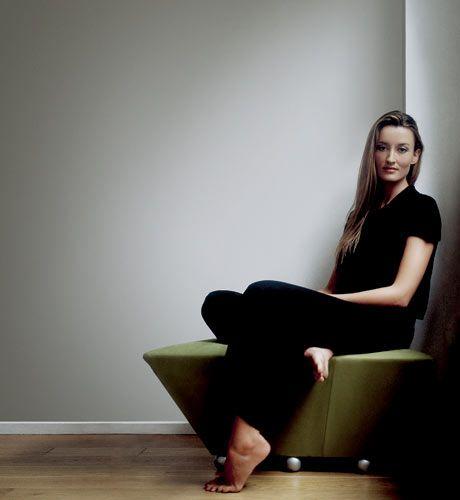 """Natasha McElhone """"After you"""", boek over het verlies van haar man tijdens haar derde zwangerschap ( 2009 )"""