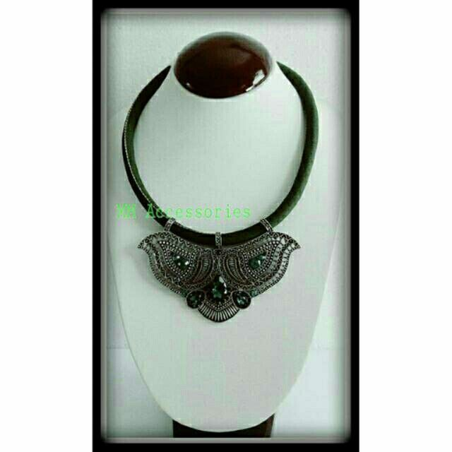 Saya menjual ethnick Necklace seharga Rp100.000. Dapatkan produk ini hanya di Shopee! https://shopee.co.id/mm_accessories/10037318 #ShopeeID