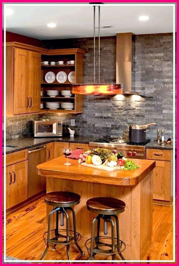 10 Wonderful Kitchen Tile Backsplash Ideas With Honey Oak ...