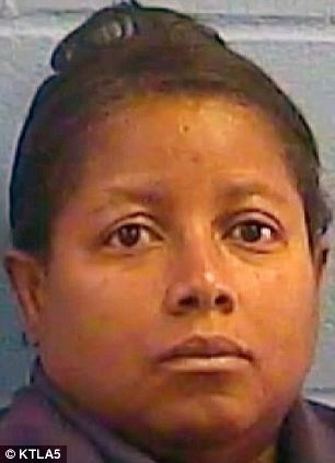 Sandra Trevillion- The lady who looked out the window while a 9-year old boy brutally beat several babies at a day care.  She deserves what she gets and so does the boy.