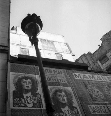 Affiches, © 1950, Lucien Hervé