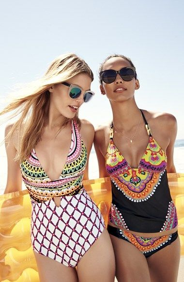 Gorgeous 2015 swimsuits  http://rstyle.me/n/vqyyrnyg6