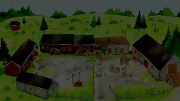 Mauri Kunnaksen Koiramäki-kirjoihin perustuva animaatiosarja kertoo nykypäivän lapsille 1800-luvun maalaiselämästä.
