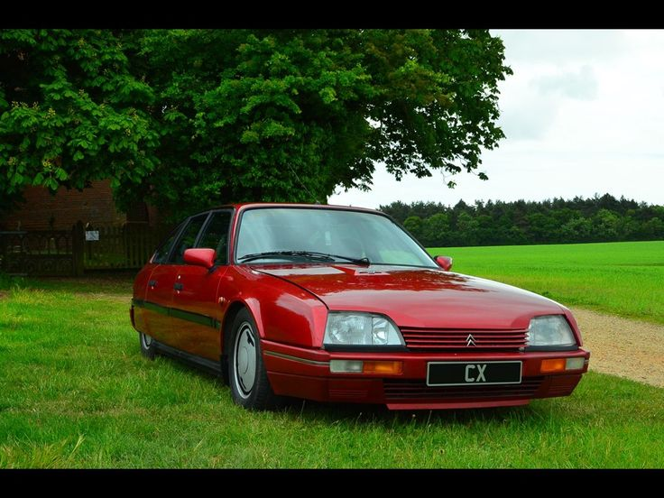 1986 CITROEN CX GTI Turbo 2