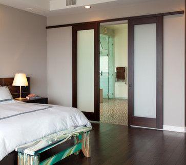 SLIDING DOOR ENSUITE Design Ideas, Pictures, Remodel, and Decor - page 3