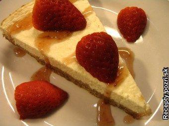 http://recepty.pozri.sk/recept-slovensky-cheesecake-z-jemneho-tvarohu-614 Slovensky Cheescake
