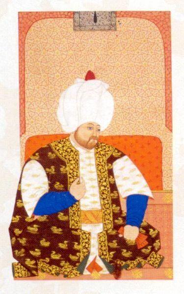 selim ii caftan | Selim II