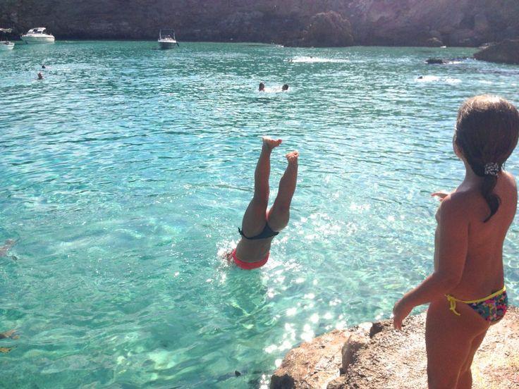 Ibiza con i bambini Elinoe11