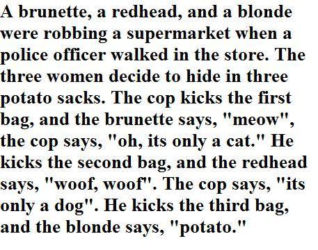 Best 25+ Clean blonde jokes ideas on Pinterest   Blonde jokes, Blond jokes and Funny stories for ...