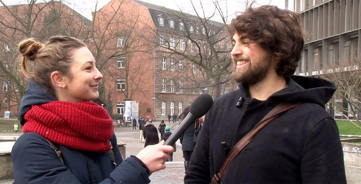 Von der Schule an die Uni - Wohnung suchen, Wäsche waschen, einkaufen. Pointer hat sich unter den Studenten der Uni Hamburg umgehört: Wie lief die Umstellung vom Schulalltag zum Unialltag? Sieh dir unsere Umfrage an!