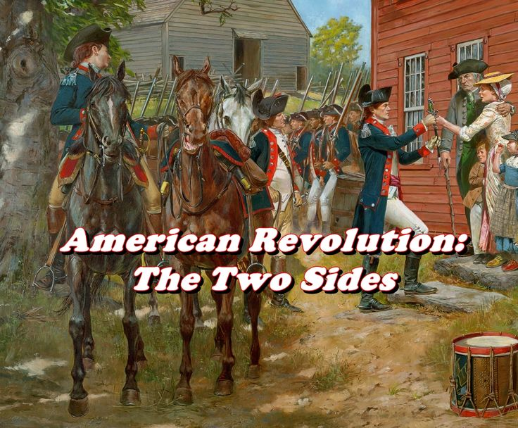 revolutionary war advantages and disadvantage s On the other hand, the americans had many intangible advantages the british fought a war far from home the casualties of the revolutionary war link.
