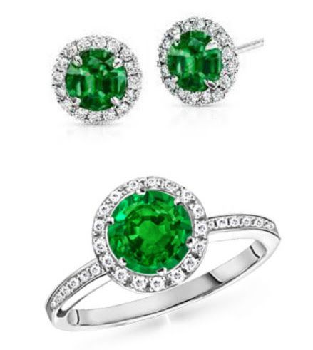 Happy birthday to all of our friends born in #May! 🎉✨  May's #birthstone, #Emerald, represents love and success. #EmeraldGreen is considered the most #beautiful, deepest and most #brilliant #green imaginable. 💚  Learn more here: http://www.cumberlanddiamond.com/education/birthstones-month/may/ What you see online is just a small selection of all that #CumberlandDiamondExchange carries in #jewelry and timepieces.  #CDE #MayBirthstone #emeraldjewelry #emeraldearrings #emeraldnecklace…